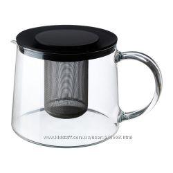 Чайник заварочный на 1. 5 л, IKEA
