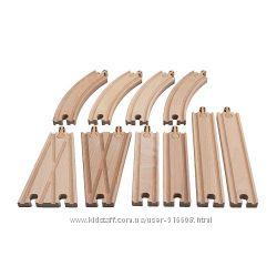 Железная дорога - дополнительные секции, IKEA