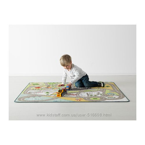 #3: Детский ковер, IKEA
