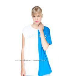 Женские футболки Bershka Испания