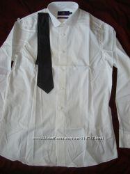 Рубашка с галстуком для мальчика Next Англия