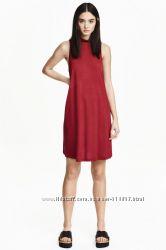 Очень легкой платье-сарафан HM