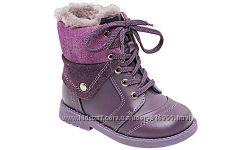 Зимние ортопедические ботинки LAPSI 24 размер 15, 5 см