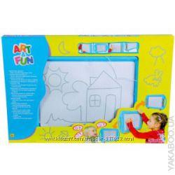 Двухсторонняя панель для рисования Simba 6337136