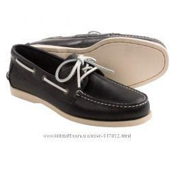 мокасины Sebago Wharf 2-Eye Boat Shoes 11, 5 us