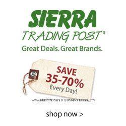 SIERRA от  -45-80  скидки, выкуп с учетом купона без комиссий