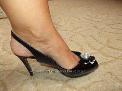 Туфли летние лаковые Mativi размер 40
