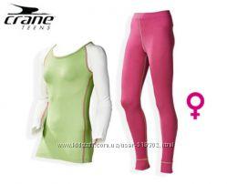 Крутое термобелье для подростка или худенькой женщины рост 170-176 Crane Ге