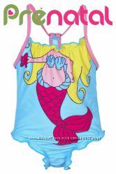 Купальник для девочки 2-7 лет Русалочка от фирмы Prenatal Италия