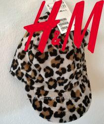 Демисезонная кепка для малышки 3-12 мес H&M Швеция