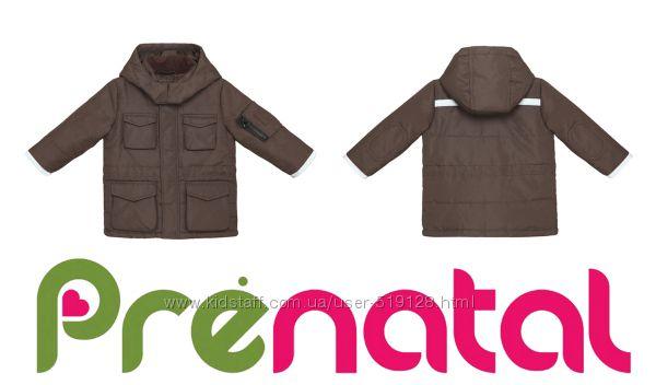 Куртка демисезонная для малыша 3-12 мес фирмы Prenatal Италия