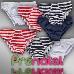 Наборы из 7 пар трусов для мальчиков 2 лет Prenatal Италия