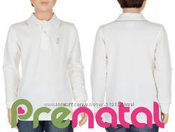 Поло на длинный рукав для мальчика 2-4 года фирмы Prenatal Италия