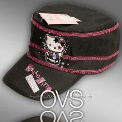 Модная кепка с Hello Kitty для девочки 4-6 лет фирмы OVS Италия