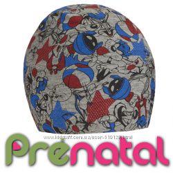 Шапка демисезонная Looney Tunes для малышей 3-12мес фирмы Prenatal Италия