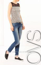 В ассортименте джинсы зауженные Slim Fit для женщин XS фирмы OVS Италия
