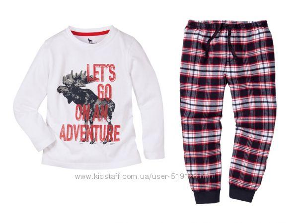 Пижамы для мальчиков от 1 до 2 лет LUPILUГермания