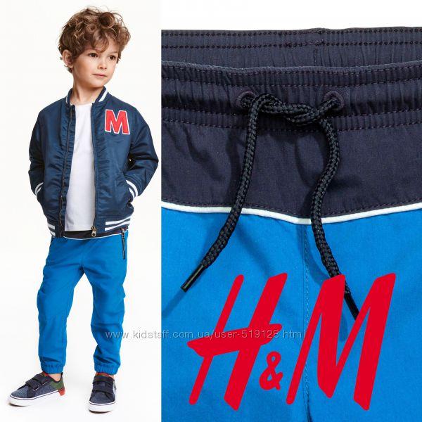 Джоггеры для мальчиков 1-2 года фирмы H&M Швеция
