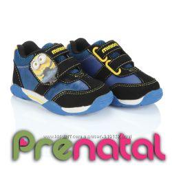 Кросівки Minions для хлопців 22р фірми Prenatal Італія