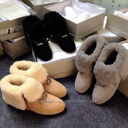 Ботинки Dior замш овчина в наличии