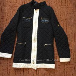 Женская демисезонная стеганная куртка, размер S