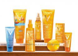 Vichy Soleil солнцезащитные средства и после солнца