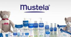 Очищение с рождения Mustela