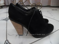 Туфли кожанные 38