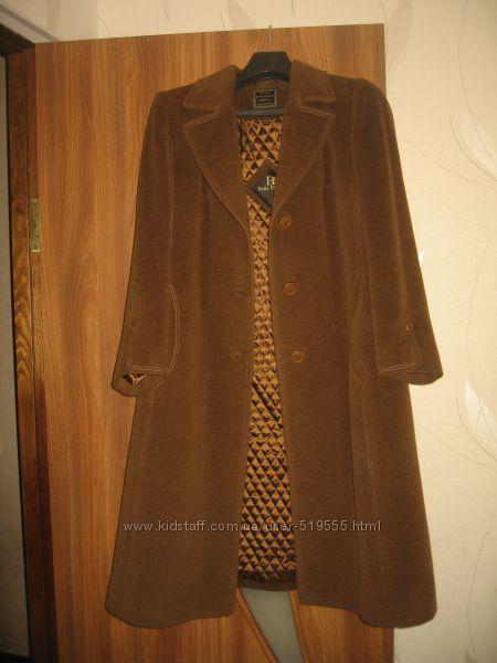 Пальто женское из альпаки, размер 52-54