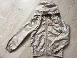 H&M Куртка ветровка 7-8 лет