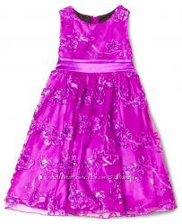 Фирменное платье на девочку, США