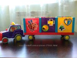 Обучающий грузовик