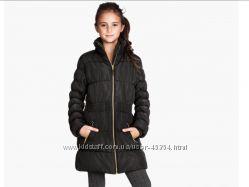 Демисезонное куртка-пальтишко H&M на девочку р. 158-164