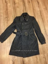 Стильное тёплое пальто