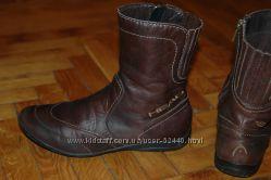 Ботинки HEAD натуральная кожа, Германия