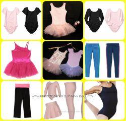 Много нового для гимнастики, балета, танцев от 2-15лет. Англия, США, Турция