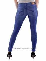 Levis legging 535 необычного сиреневого цвета W30, W32