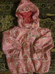 Куртка-ветровка REIMA  на девочку 74 рост