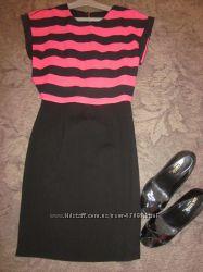 Фирменное платье H&M размер S