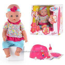 кукла Беби Борн, 9 функций