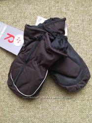 Непромокаемые рукавички Reimatec и Reima для малышей до 3-4х лет