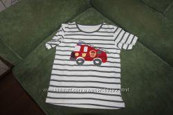 Фирменные футболки и маечка 116-122 см