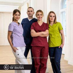 Брендовая медицинская одежда FOR DOCTORS