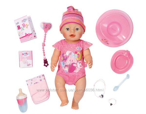 СП по продукции Zapf Creation Baby Born