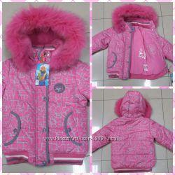 Новая зимняя куртка Донило р. 116