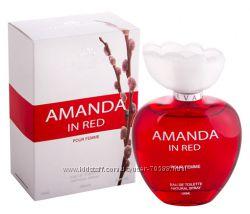 свежий аромат от Lotus Valley Amanda in Red