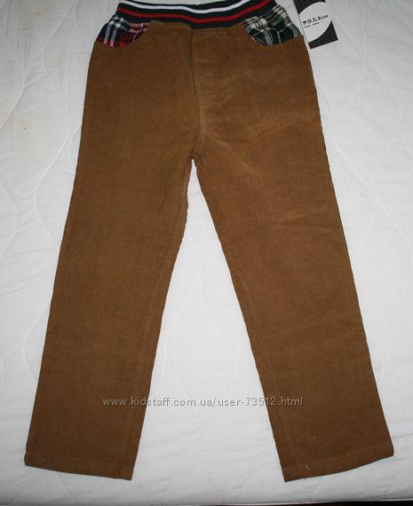 Вельветовые детские брюки доставка