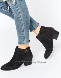 Новые ботинки Oasis, натуральный нубук