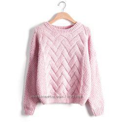 Очень уютный тёплый свитер, разные цвета.