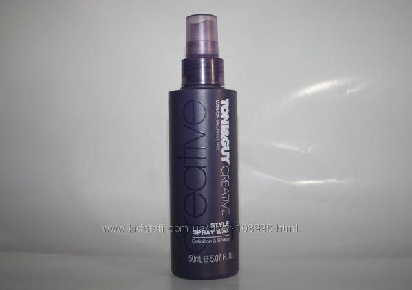 TONI&GUY 150 мл Creative Style Spray Wax